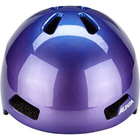 Alpina Hackney Helmet Kids flip flop purple